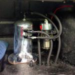 swirl pot and new fuel pump
